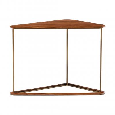 Bauta Side Table Medium - WITH ROSEWOOD TOP
