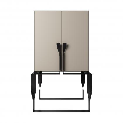 Forcola Bar Cabinet New