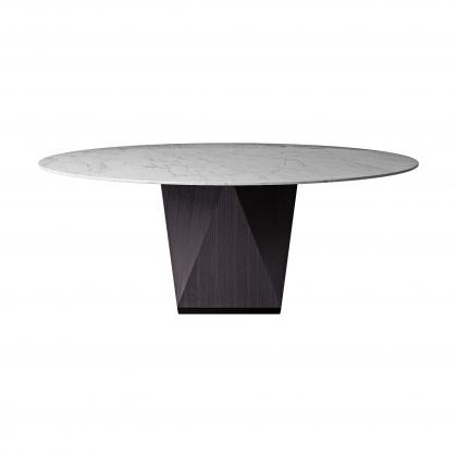 Piano Dining Table Round 180