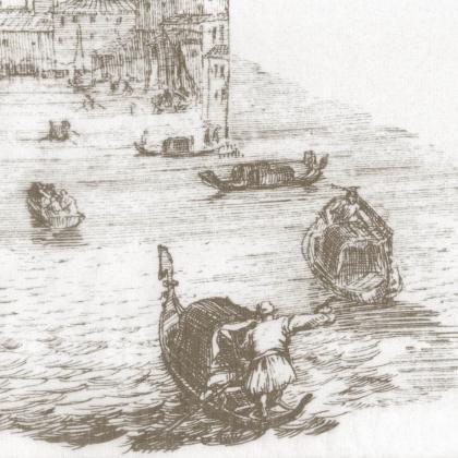 Voile De Venise - SEPIA