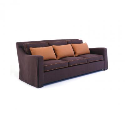 Bond Street Coupe Sofa - .