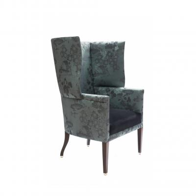 Angelo's Wing Chair - .