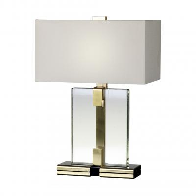 Clara Lamp - SATIN GOLD