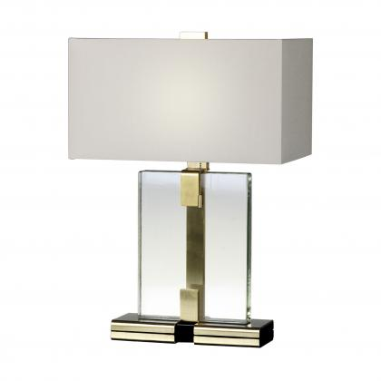 Clara Lamp - SATIN GOLD