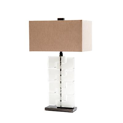 Esha Bassa Lamp - ICE