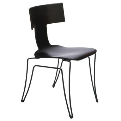 Anziano Chair - EBONIZED