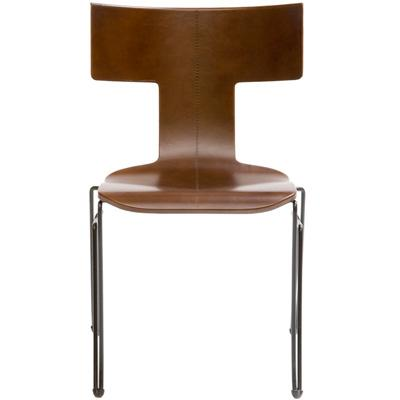 Anziano Chair - COGNAC LEATHER